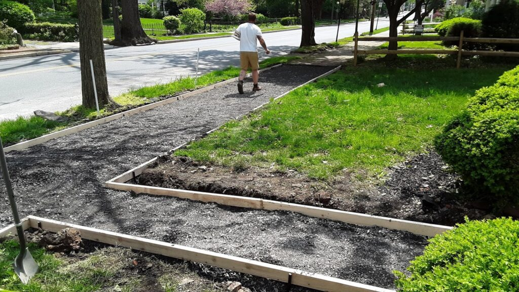 Concrete Contractor in Chambersburg PA: Concrete Forming by JWE Remodeling and Roofing
