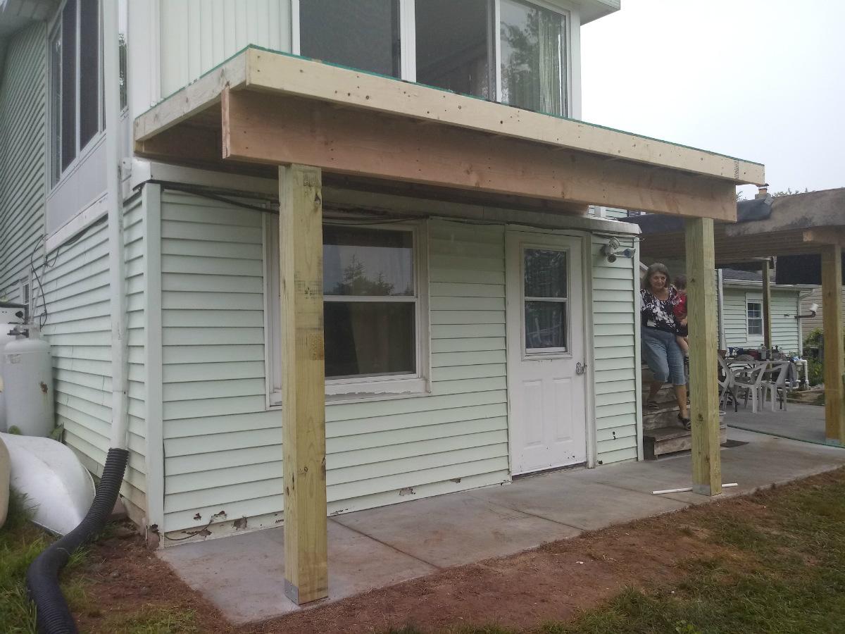 Flat Patio Roof Repair Patio Ideas