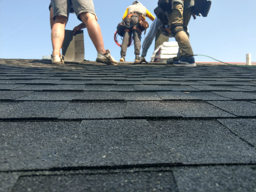 Roofer Near Me in York County PA: Asphalt Shingle Roof Installation by Contractor JWE Remodeling & Roofing