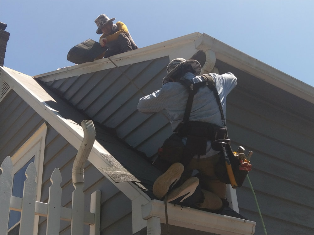 Roofer near you: JWE is a Pennsylvania Roofing contractor executing roof replacements in Hanover PA