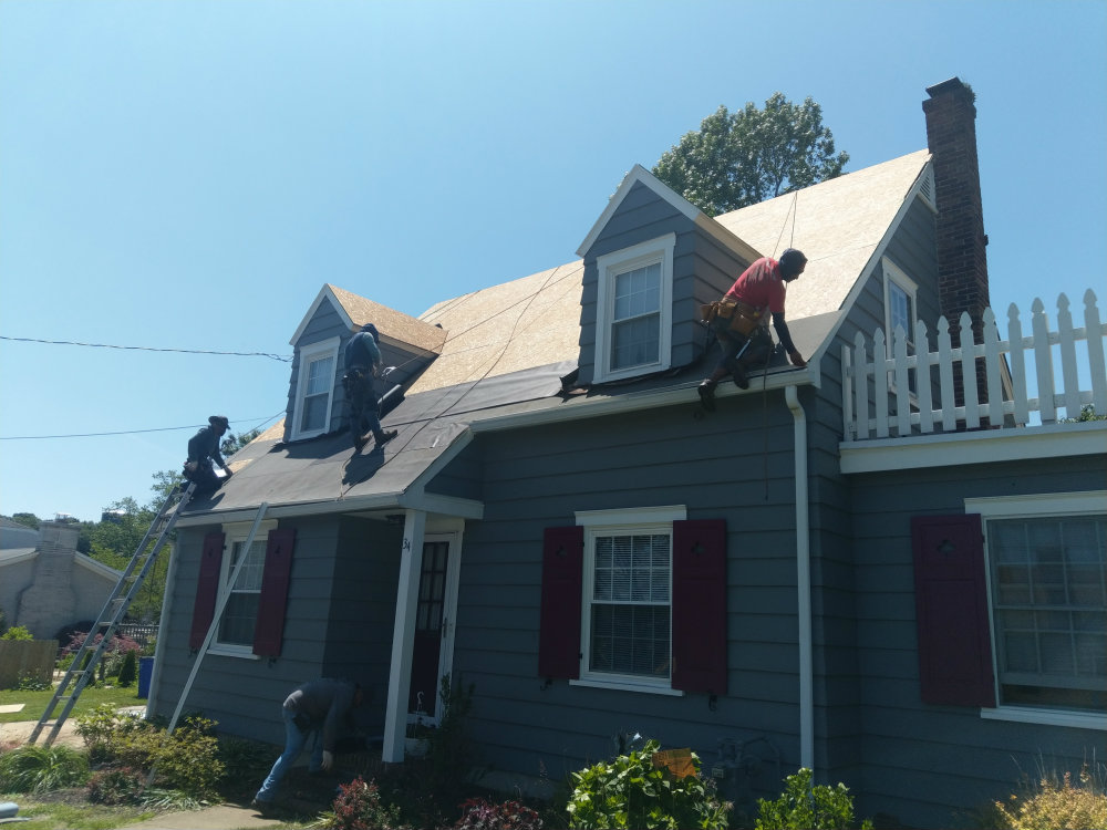 Roofing in York County PA New Freedom 17349 by JWE: Installing Flashing, WaterProofing, Drip Edge