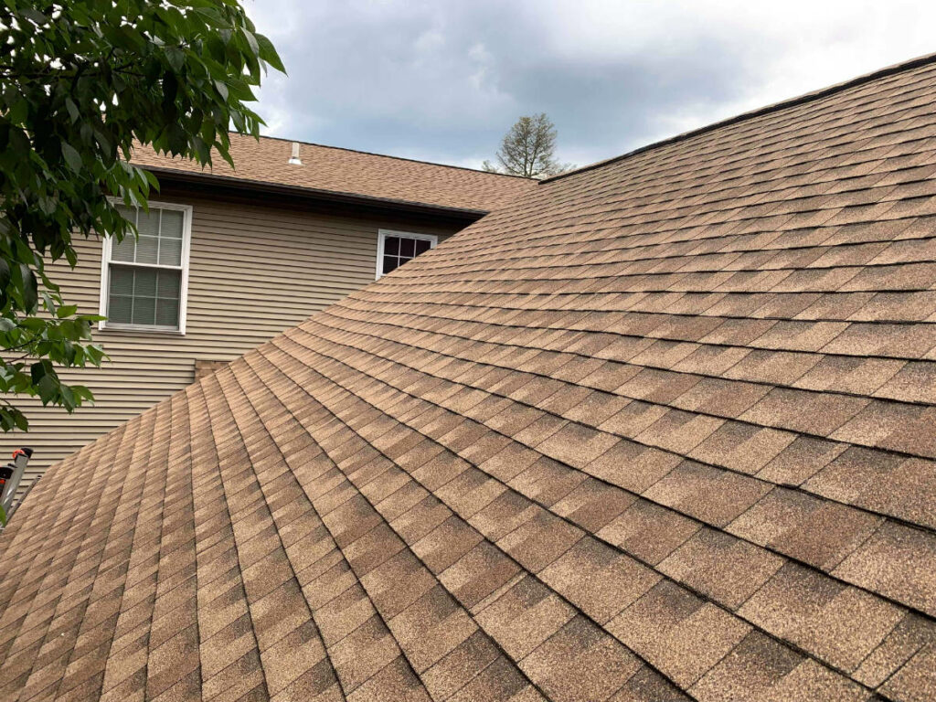 Roof Damage Repair Service in Hanover PA 17331 by JWE Remodeling and Roofing for Hail Storm Damage