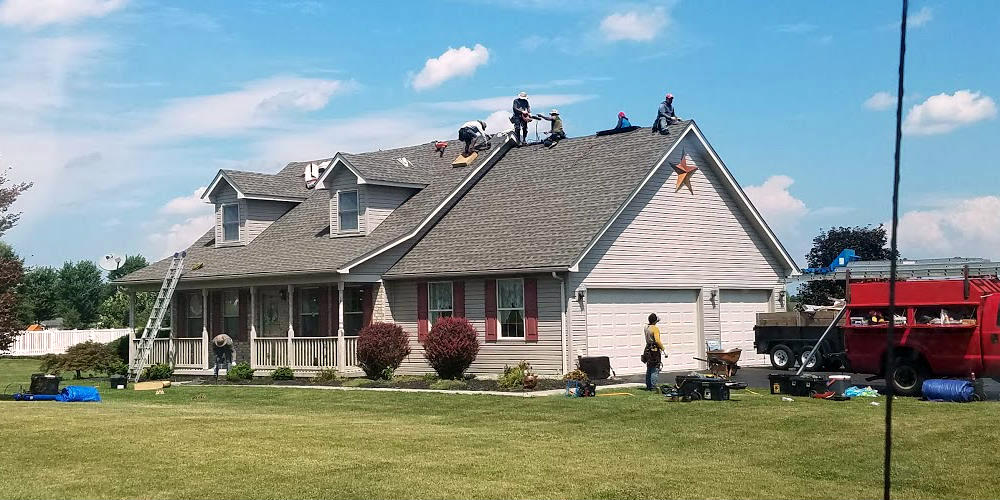 Abbottstown PA 17301 Roofing Service by JWE: Roof Replacement and Roof Damage Repair