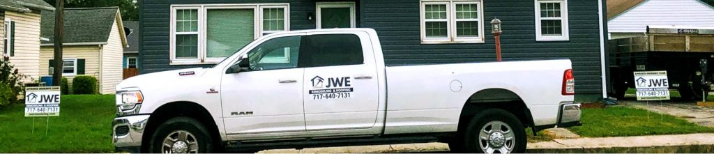 Hanover PA Roofing Company: JWE Remodeling and Roofing is a Roof Repair Service, Siding Contractor in York County Pennsylvania