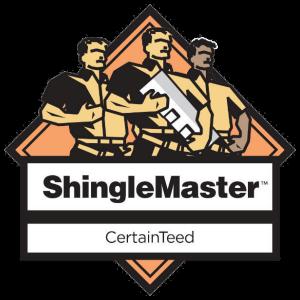 Certified Roofing Contractor ShingleMaster CertainTeed Roofer