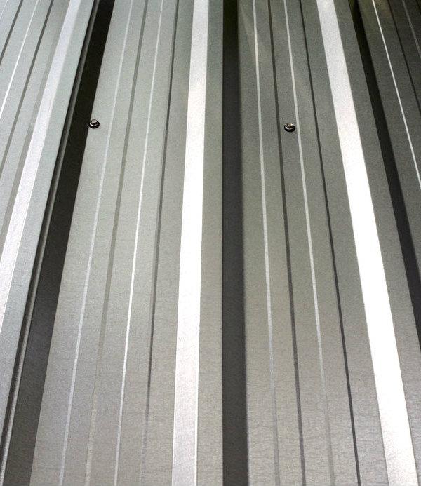 Corrugated steel metal roofing, abm metal, rib metal, sheet metal roofing in Adams County PA by JWE Remodeling and Roofing