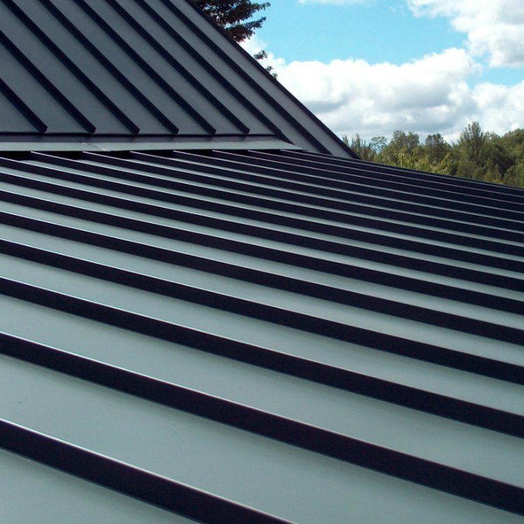 Standing Seam metal roofing services by JWE Remodeling and Roofing Contractor in Hanover PA 17331
