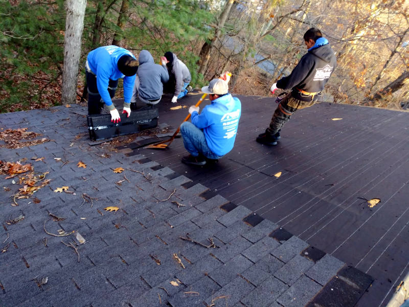 Roofing Installation in Fairfield PA 17320 by JWE Remodeling and Roofing Contractors