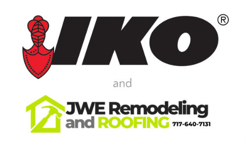 Shingle Color from IKO presented by JWE Remodeling and Roofing Contractors in Hanover PA