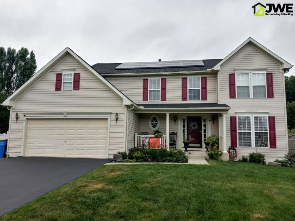 Roofers in York PA JWE Roofing Contractors: East York PA 17403