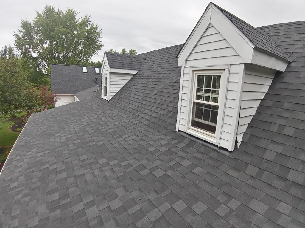 Dover PA roof replacement by JWE Remodeling & Roofing contractors in 17315: asphalt shingle roofing system