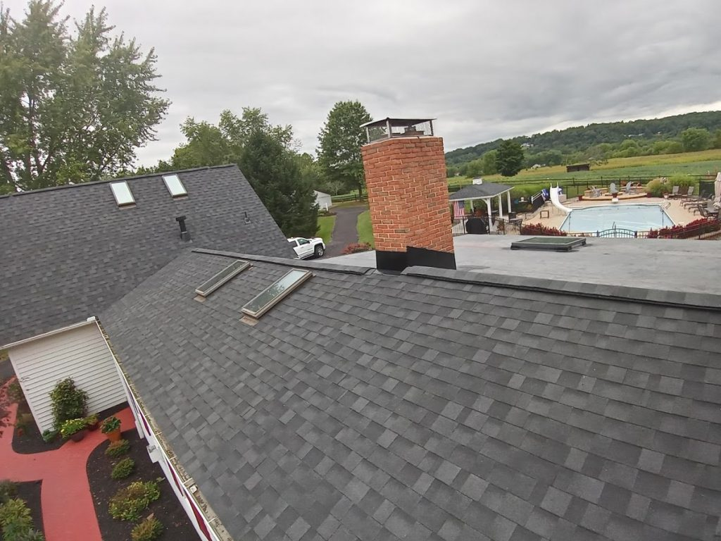 New Roof Installation in Dover PA 17315 by JWE Roofing Contractors