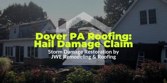 Dover PA Roofing and Siding Replacement by JWE Roofers